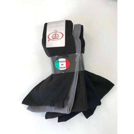 CHARME CALZA GAMBA CORTA UOMO confezione da 20PZ