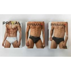 PRIMAL SLIP UOMO confezione da 6PZ
