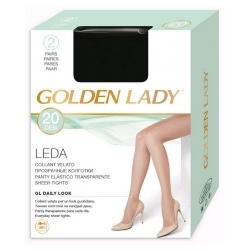 GOLDEN LADY COLLANT DONNA confezione da 2PZ
