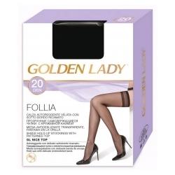 GOLDEN LADY CALZA AUTOREGGENTE DONNA confezione da 10PZ