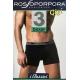 ROSSOPORPORA BOXER UOMO confezione da 3PZ