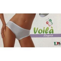 VOILA' SLIP DONNA confezione da 6PZ